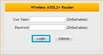 192 l.168.0.1 / 192.168.0.1 Tenda Admin Login Password